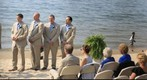 Beach Wedding - St. Joseph, MI