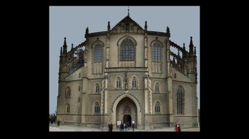 Svata Barbora Cathedral, Kutna Hora, Czech republic