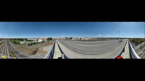 Ponte Desnivelada - Alhos Vedros