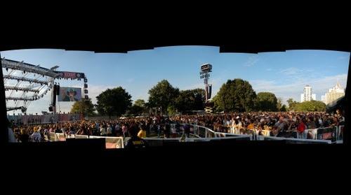 NFL Point Park Concert