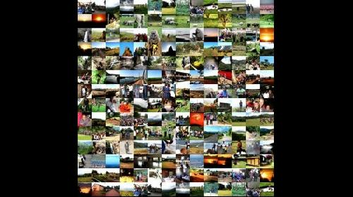 Kenya collage