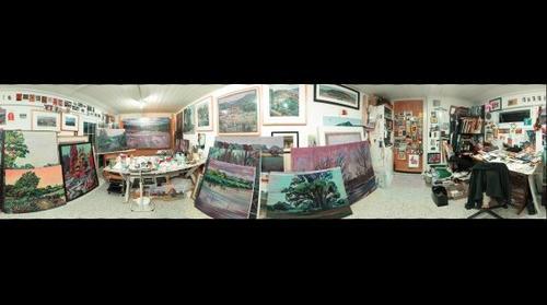 Nina's Studio September 9th, 2009
