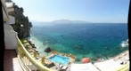 Into the Ionian sea, from our room at Hotel Liro in Vlore, Albania
