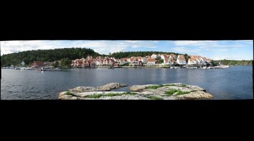 Haslumkilen, Kragerø