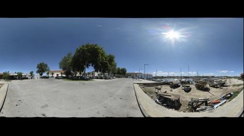 Cais Velho - Alhos Vedros - Foto 360º