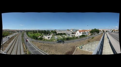 Ponte de Alhos Vedros - 170º