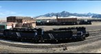 Train Yard, Livingston, MT