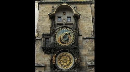 Prague astronomical clock - Orloj