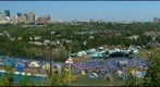 Edmonton Folk Music Festival, Gallagher Park