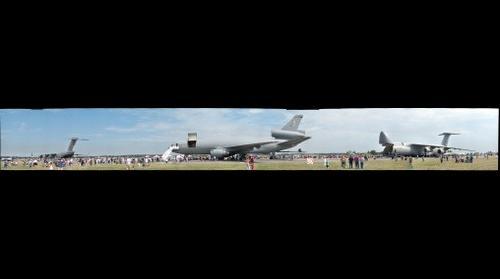 Three Big Planes