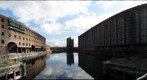 Entry to Liverpool Docks From the Leeds Liverpool Canal