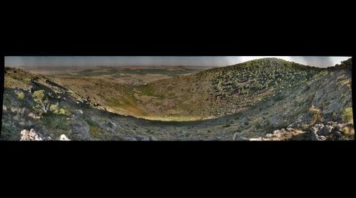 Capulin Volcano, NM