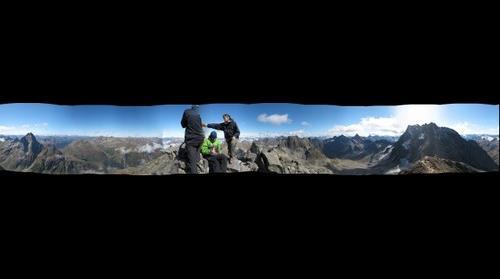 Scheibler Gipfel 2978m