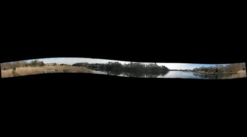 Saugatuck River 360 degrees