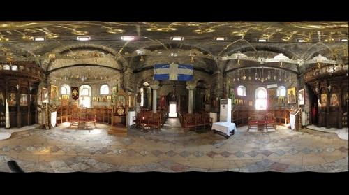 Stunning Greek Orthodox Church on the Island of Skiathos