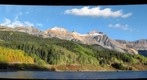 Trout Lake Southwestern Colorado USA