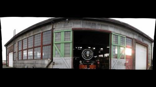 Train Repair Depot