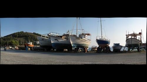 Skiathos Boatyard