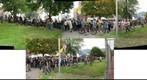 G20 Unpermitted March leaving Arsenal Park up 39th St