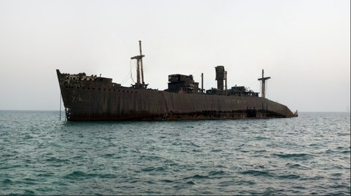 The Greek Ship, Kish Island
