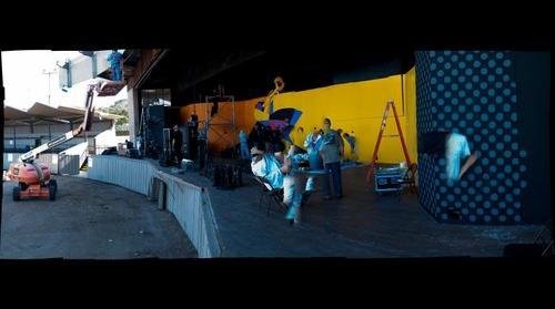 Monterey Jazz Festival Main Stage Gigapan #1
