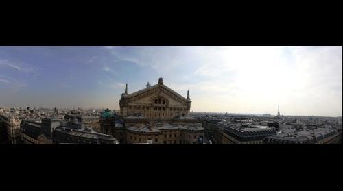 Atr�de la Opera Garnier