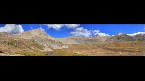 Mount Democrat from Kite Lake