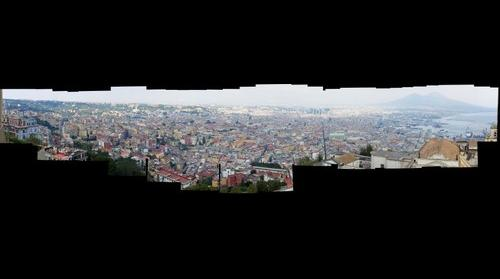Napoli panorama complete