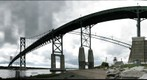 Bristol, RI - Mt. Hope Bridge (closer view)