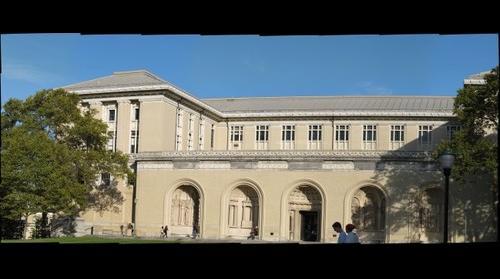 CMU Fine  Arts Building