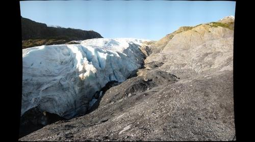 Exit Glacier National Park - Trail Overlook