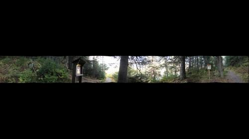 Resurrection Trail Trailhead