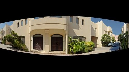 Bahraini Villas-front side 03 Oct 2009