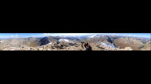 Mount Democrat - Colorado 14er