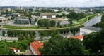 Vilnius from the Gediminas' Tower (2)