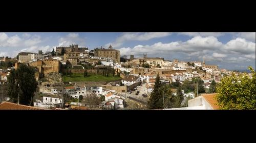UNESCO World Heritage City, Old Town of Caceres, Spain