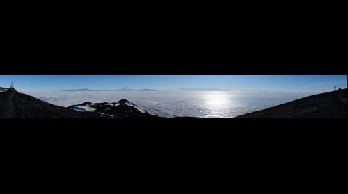 Hut Point, Ross Island, Antarctica