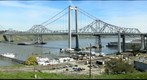 Carquinez  (Alfred Zampa Memorial) Bridge, Crocket, CA