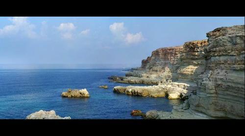 the Crimea seaside