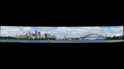 Sydney from Fort Denison