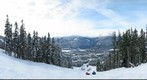 Blackcomb Mountain, Halfway Down, Whistler, BC