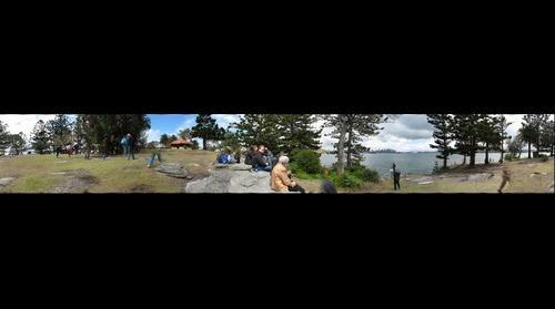 Shark Island 360