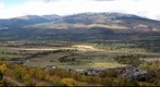 Vista de La Cerdanya sobre Urtx