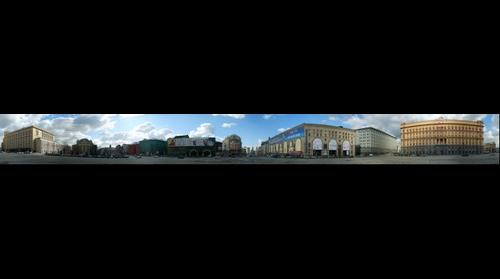 Lubyanka square. Photo by CryptoManceR