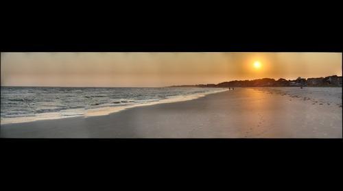 Fripp Sunset on 9-23-2009