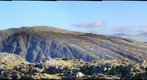 360 Panorama from summit of Haystacks, Lake District England