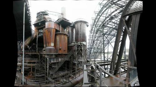 Völklinger Hütte / Völklingen Steel Mill