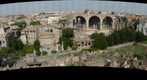 The Roman Forum , Rome, Italy