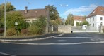 former U.S. Army -  Larson Barracks in Kitzingen/Germany - Main Gate