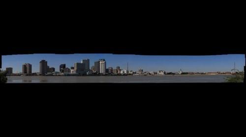 New Orleans from Algiers Point